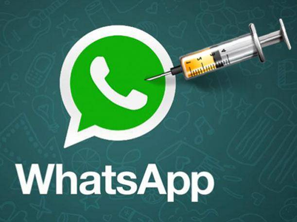 ¡Alerta de virus en WhatsApp!