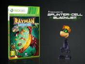 Splinter Cell: Blacklist y Rayman Legends no venden lo esperado por Ubisoft