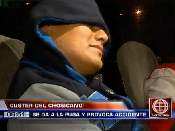 Lima Chofer de El Chosicano provocó accidente por intentar darse a la fuga (VIDEO)