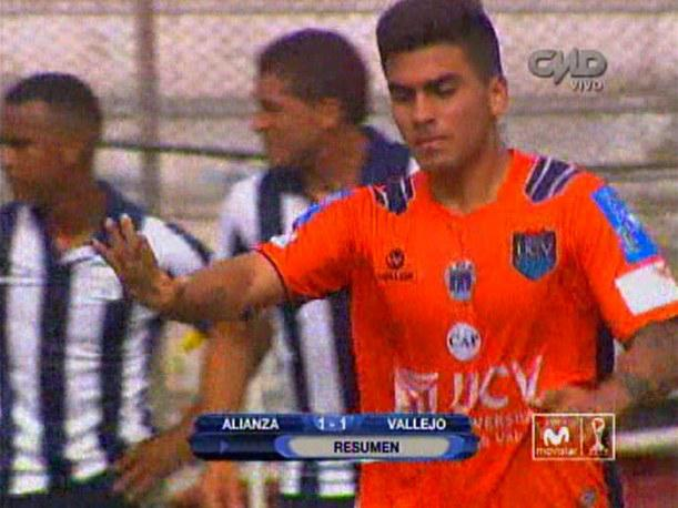 Descentralizado 2013 Goles del Alianza Lima vs. César Vallejo (VIDEO)