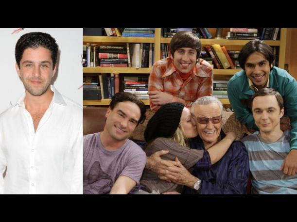 Josh Peck formará parte de The Big Bang Theory