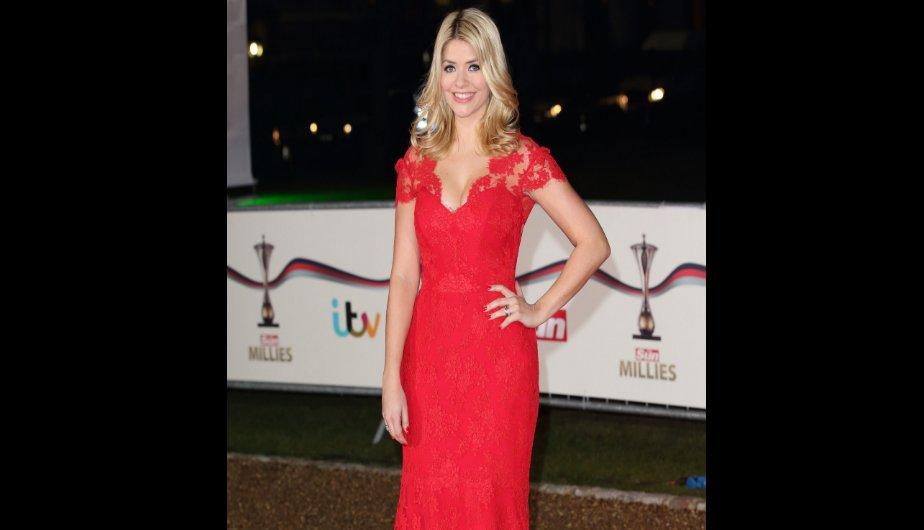 2.- Holly Willoughby. (Foto: Getty Images)