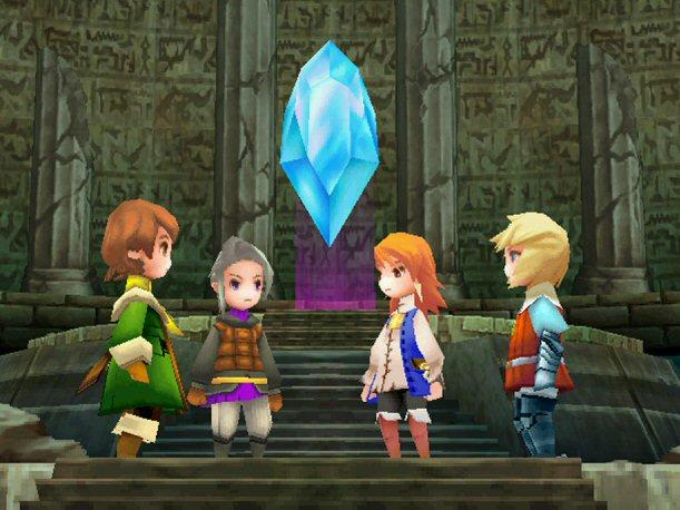 Final Fantasy III llega al Windows Phone
