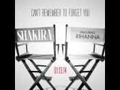Shakira y Rihanna confirman lanzamiento de 'Can't Remember To Forget You'