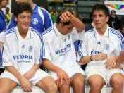Mesut Özil a los 17 años, ya brillaba con Schalke 04 (VIDEO)