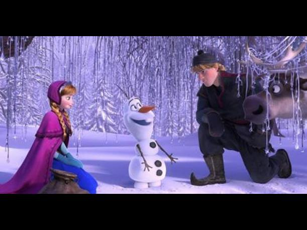 Critics Choice Awards 2014 Frozen se consolida como Mejor Película Animada