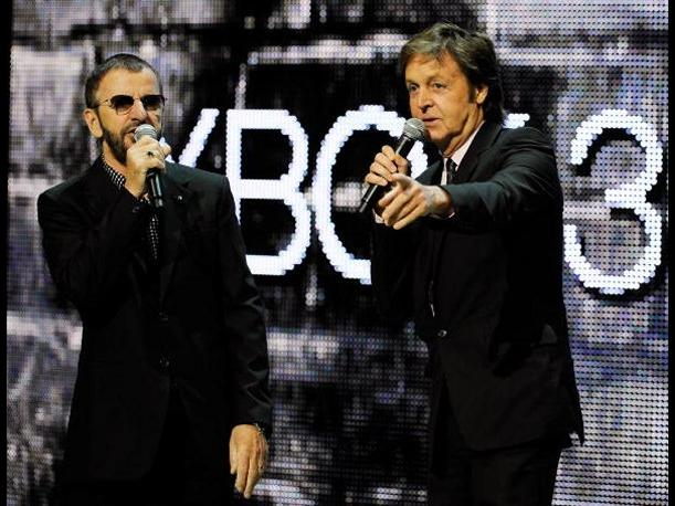 Grammy Awards 2014 Ringo Starr promete un gran espectáculo junto a Paul McCartney