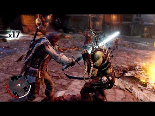 Middle-Earth Shadow of Mordor Nuevo video en 8 minutos de su versión pre-alfa (VIDEO)