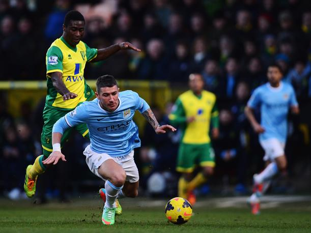Premier League Manchester City no pudo con el Norwich