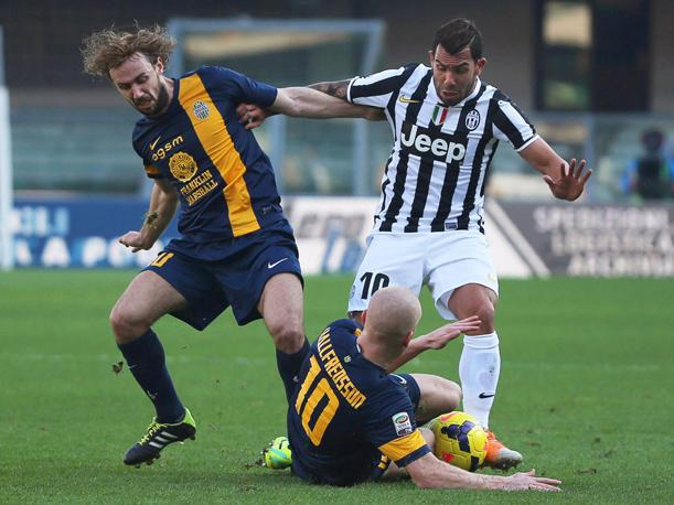 Los goles del Hellas Verona vs. Juventus (VIDEO)