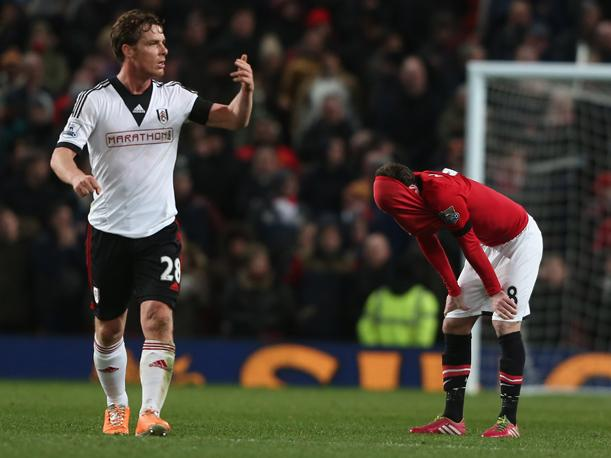 Premier League Los goles del empate del Manchester United con Fulham (VIDEO)