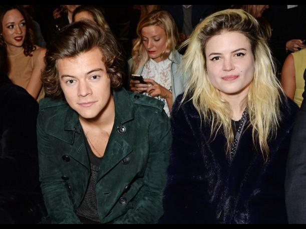 One Direction Harry Styles estaría con vocalista de The Kills