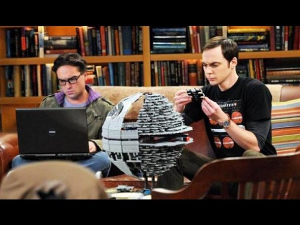 The Big Bang Theory celebrará el Día de Star Wars