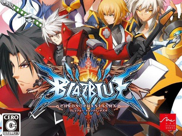 BlazBlue Chrono Phantasma llegará pronto al PS Vita