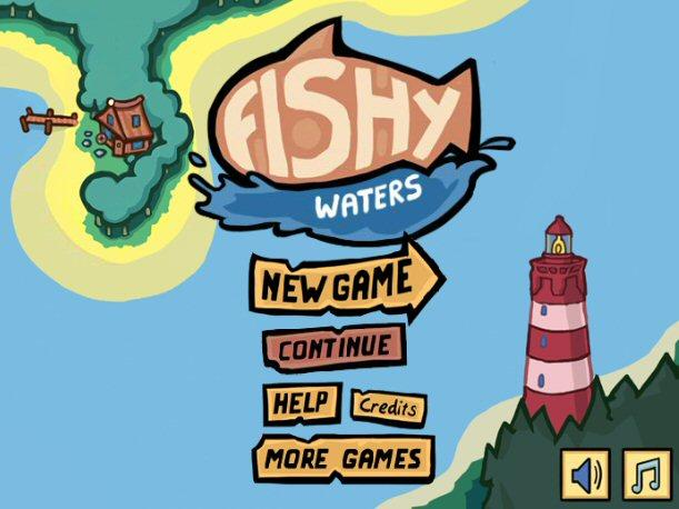 Juego Online - Fishy Waters
