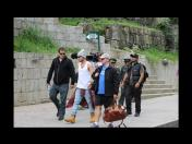 One Direction ya se encuentra en Machu Picchu (FOTOS)
