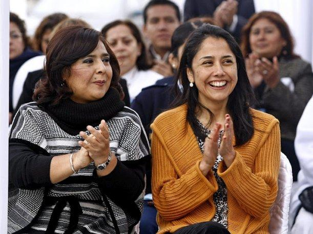 Ana Jara Ministros no están subordinados a Nadine Heredia (VIDEO)