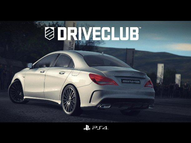 DriveClub será gratuito en PlayStation Plus