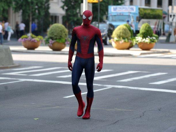 The Amazing Spider-Man 2 acapara la cartelera norteamericana