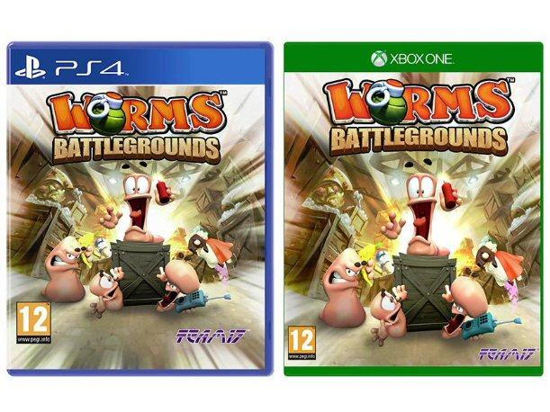 Worms Battlegrounds llega a consolas Next-Gen (VIDEO)