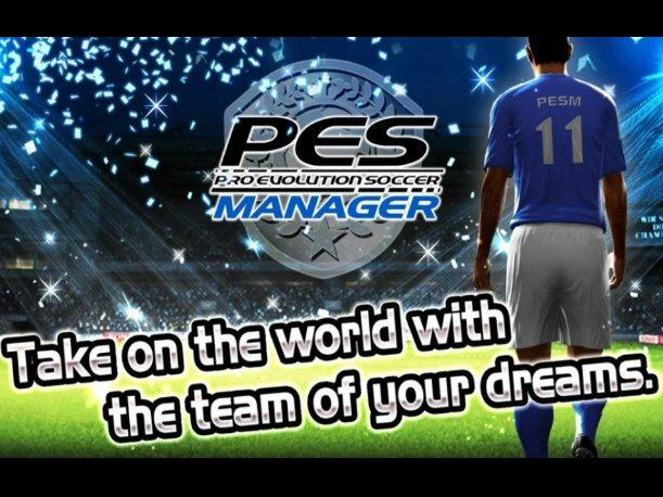 PES Manager llega a dispositivos iOS y Android (VIDEO)