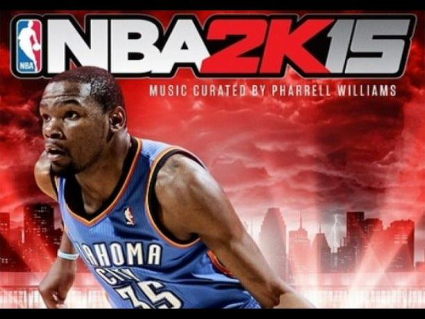 NBA 2K15: Pharrell Williams se encargará del soundtrack del juego