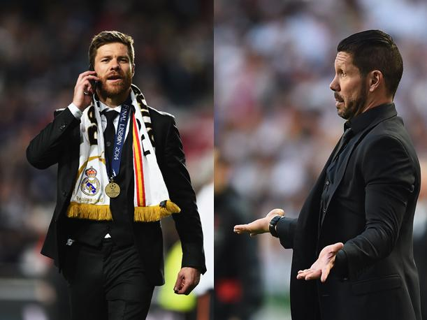 Champions League Xabi Alonso y Diego Simeone fueron sancionados