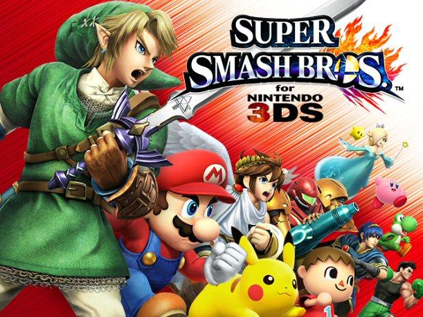 Comic-Con San Diego Disfruta de la demo de Super Smash Bros.