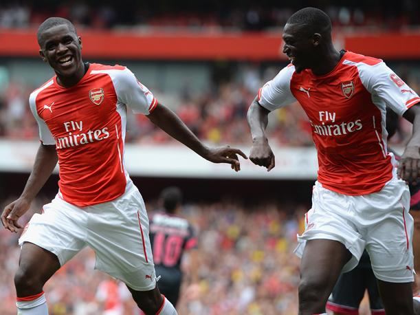 Emirates Cup: Juveniles golean con el Arsenal (VIDEO)