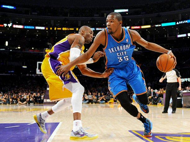 NBA 2K15 ¡Kevin Durant en acción! (VIDEO)