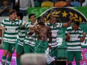 André Carrillo fue titular en triunfo del Sporting (VIDEO)