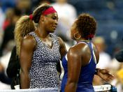 US Open: Serena Williams debutó con triunfo ante Townsend