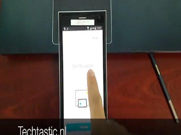 Samsung Galaxy Note 4 Se filtra su apariencia oficial (VIDEO)