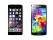 iPhone 6 vs. Samsung Galaxy S5: ¿Cuál es mejor?