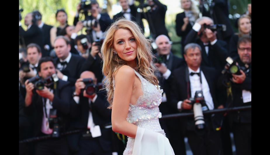 2. Blake Lively. (Foto: Getty Images)