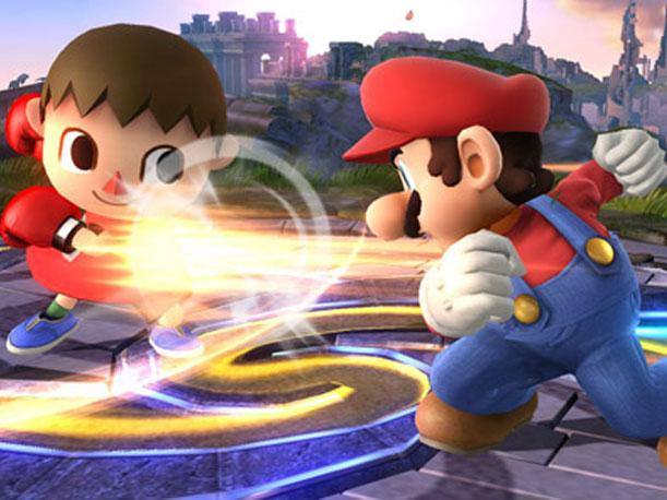 Super Smash Bros. A mayor daño, mayor fuerza (VIDEO)
