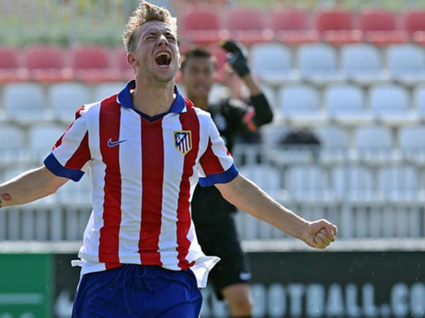 UEFA Youth League Atlético de Madrid 1-0 Juventus (VIDEO)
