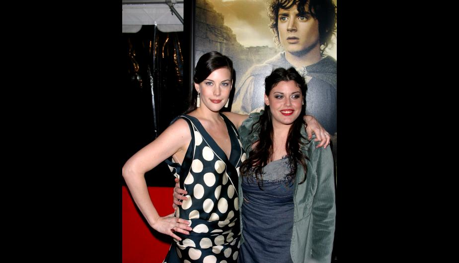 Liv y Mia Tyler. (Foto: Getty Images)