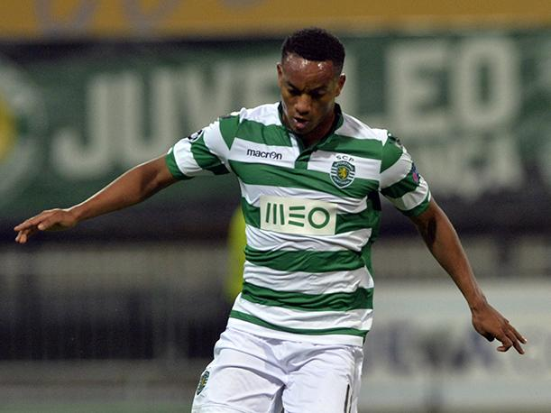 Sporting Lisboa André Carrillo marcó este gol al Porto (VIDEO)