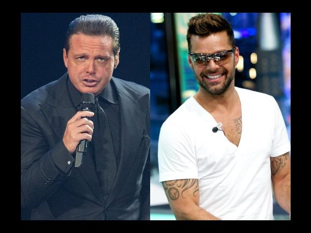 ¿Luis Miguel odia a Ricky Martin?