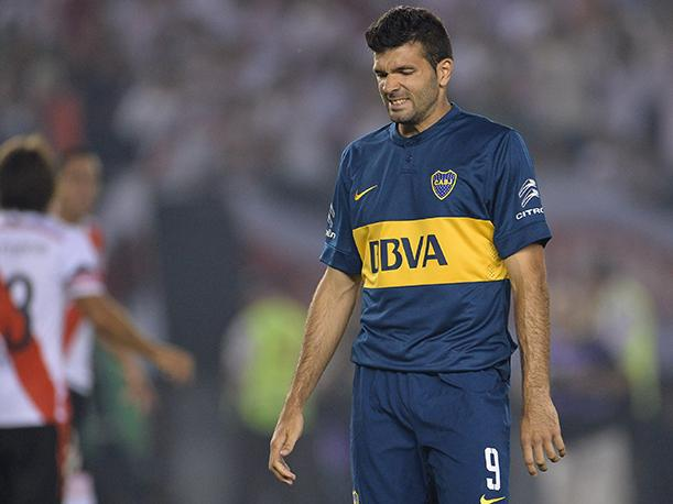 River Plate vs. Boca Juniors Gol anulado a Gigliotti (VIDEO)