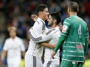 Real Madrid aplastó al Cornellá y avanza en Copa del Rey (VIDEO)