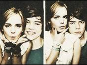 ¿Emma Watson y Harry Styles de 'One Direction' son enamorados?
