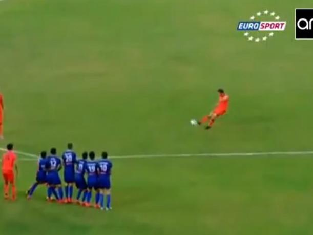 Alessandro del Piero marca un exquisito gol en la India (VIDEO)