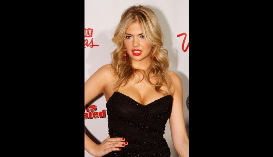 1. Kate Upton. (Foto: Getty Images)