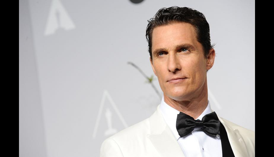 Matthew McConaughey. (Foto: Getty Images)