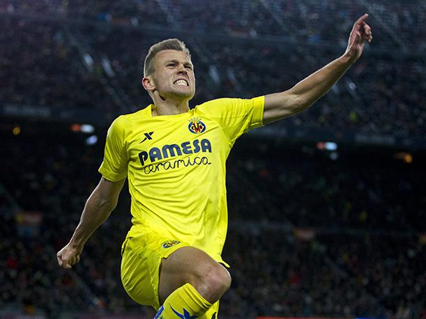Barcelona vs. Villarreal El gol de Denis Cheryshev (VIDEO)