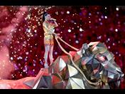 Katy Perry y su espectacular presentación en el Super Bowl (FOTOS)