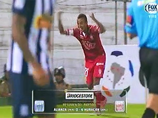 Alianza Lima vs Huracán El resumen del partido (VIDEO)