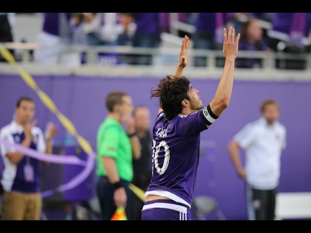 Kaká anota su primer gol en la MLS (VIDEO)